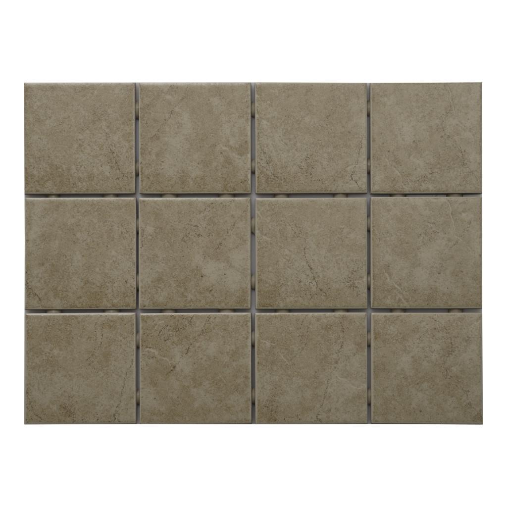 Sicily Beige Matt 100X100  Fliser, Klinker, Mosaik, Vægfliser