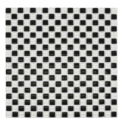 Checkerboard Kristallmosaik