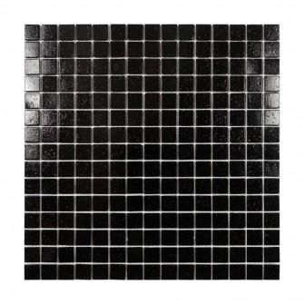 GLASMOSAIK-svart