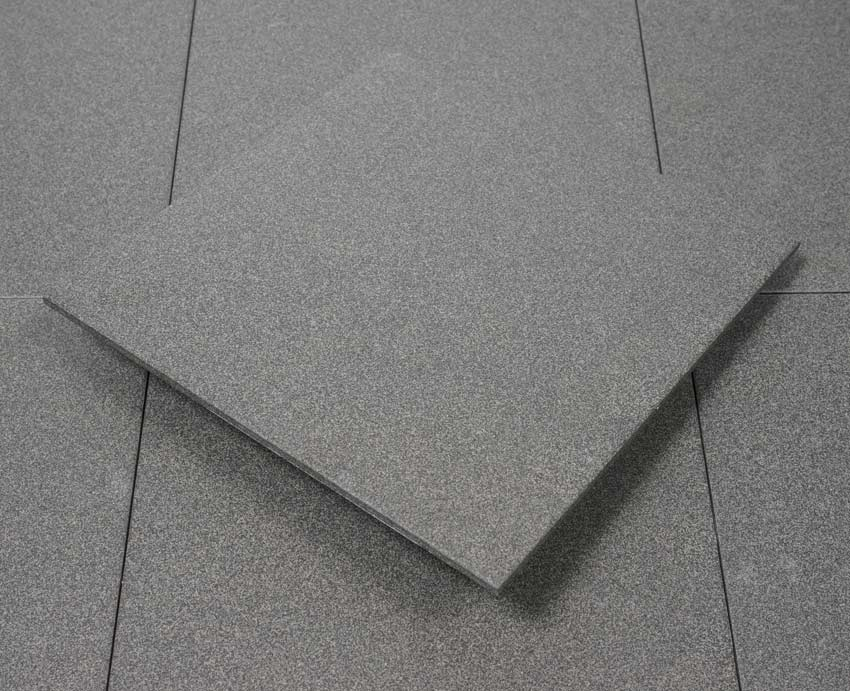 Klinker salt and pepper grey 30x30 fliser klinker for Fenetre 30 x 30