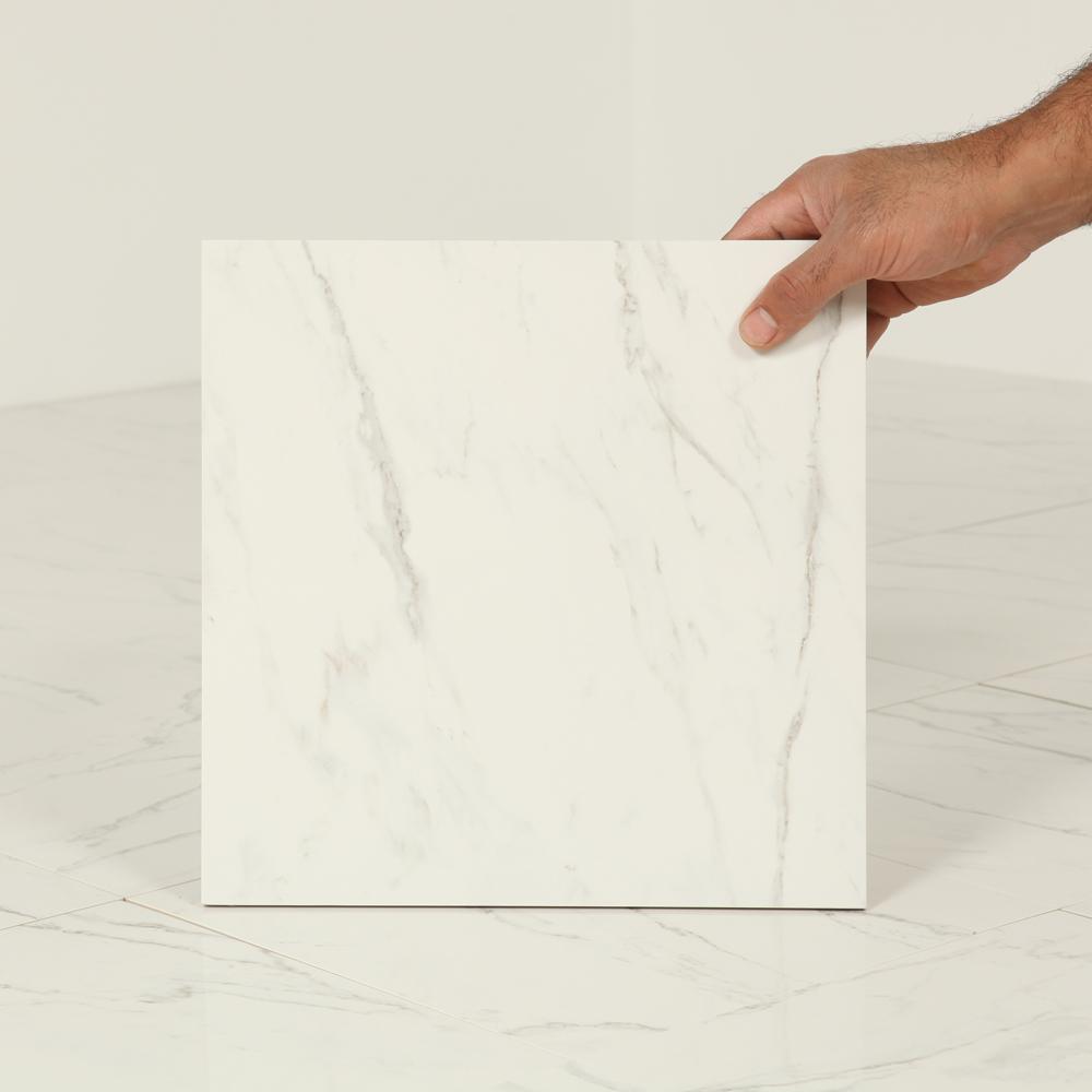 Klinke Semele-R Blanco 29,3X29,3 - Fliser, Klinker, Mosaik, Vægfliser