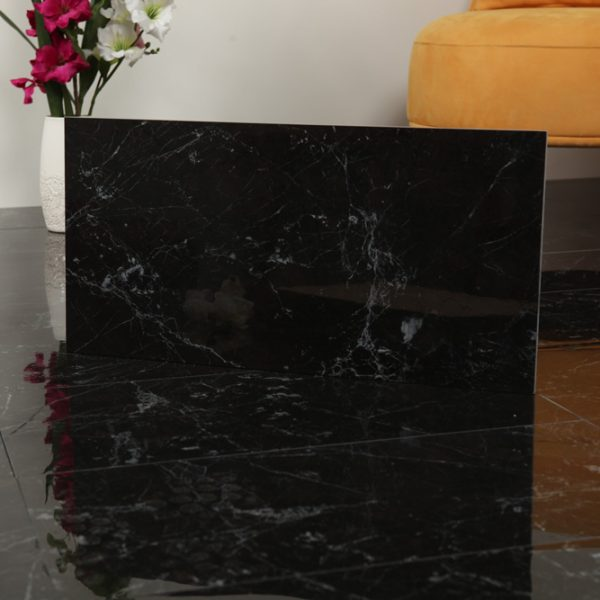 klinker carrara black 30x60