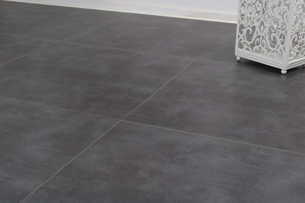 60x60 fliser Klinker Concrete Dark Lappato 60X60   Fliser, Klinker, Mosaik  60x60 fliser