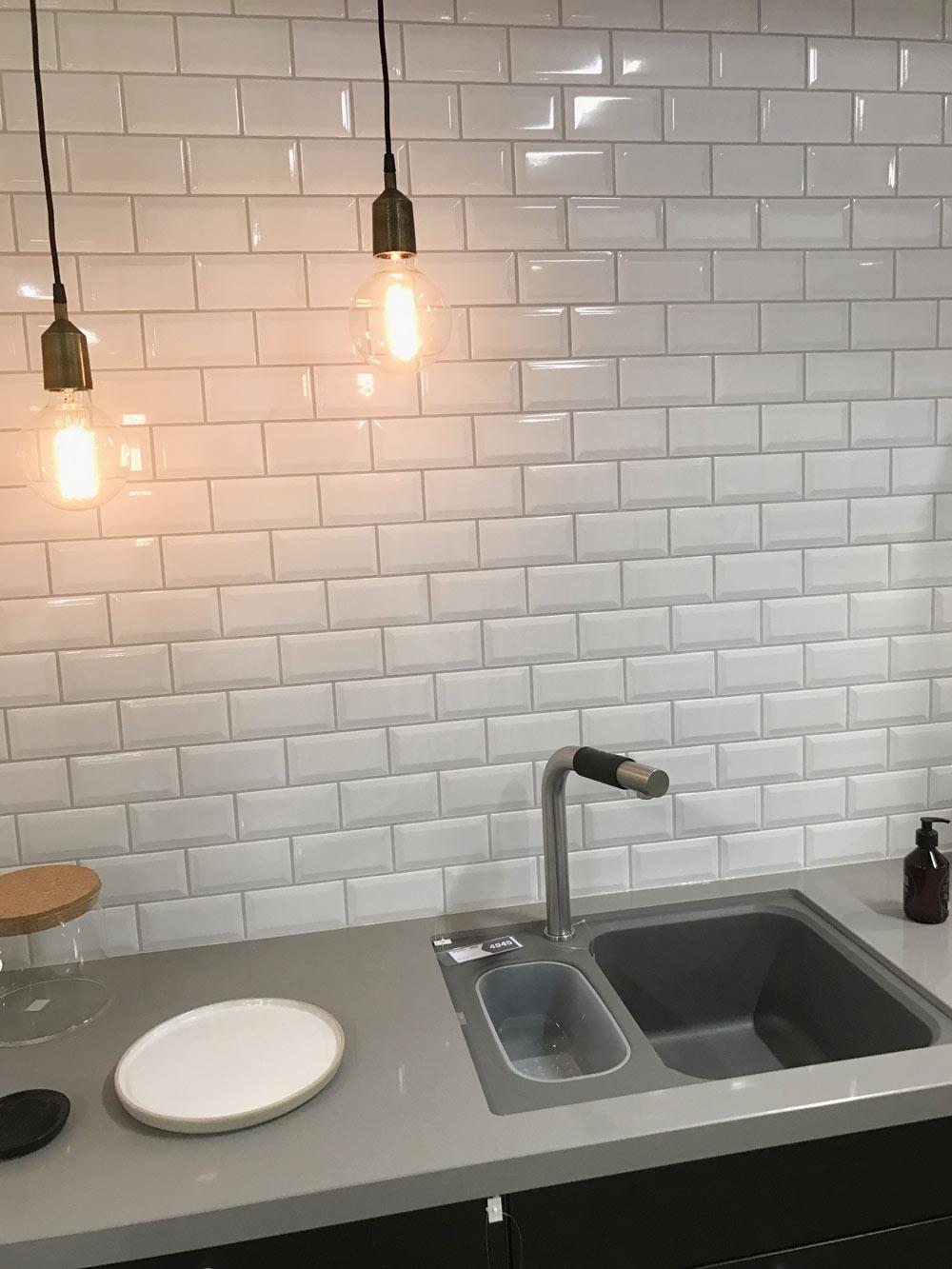 v gflise metro hvid blank 7 5x15 fliser klinker mosaik v gfliser. Black Bedroom Furniture Sets. Home Design Ideas