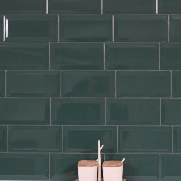vægflise metro emerald 10x20
