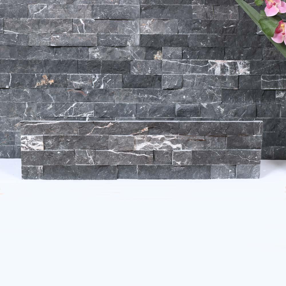 Dekorsten Black Marble 15X60 - Fliser, Klinker, Mosaik, Vægfliser