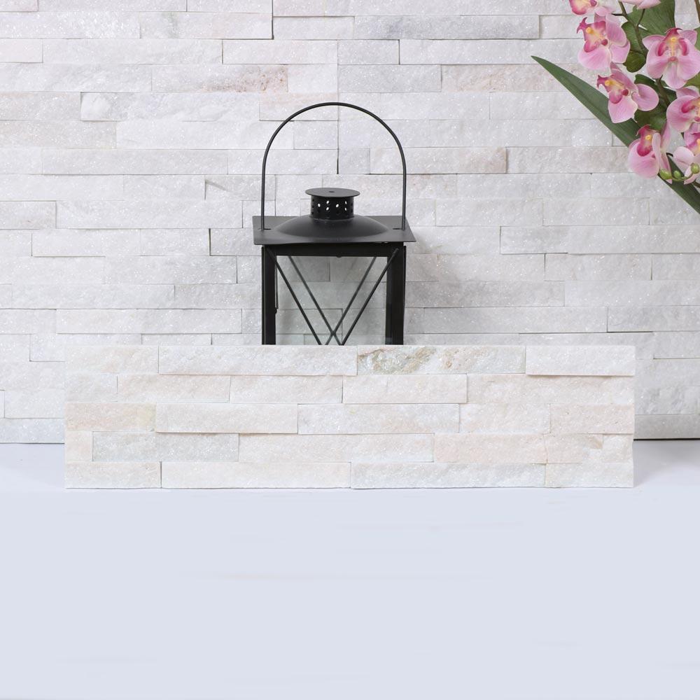 Dekorsten Mallon White 18X35 - Fliser, Klinker, Mosaik, Vægfliser