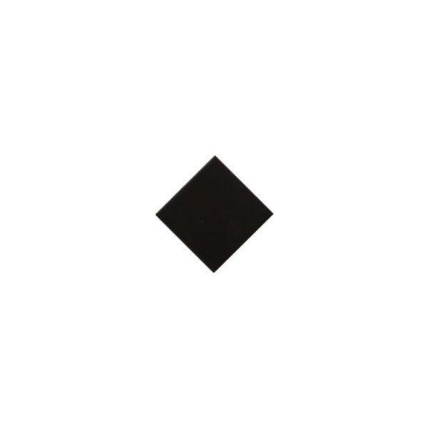 klinker oktagon taco sort 6,7x6,7