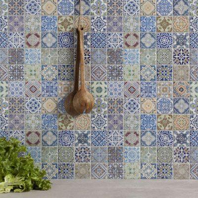 Modernistisk Væg - Fliser, Klinker, Mosaik, Vægfliser FU88
