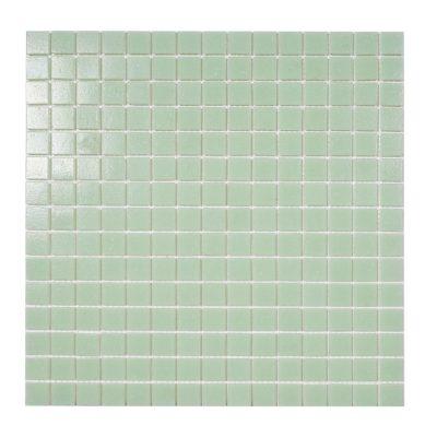 glasmosaik green pastel 32,7x32,7