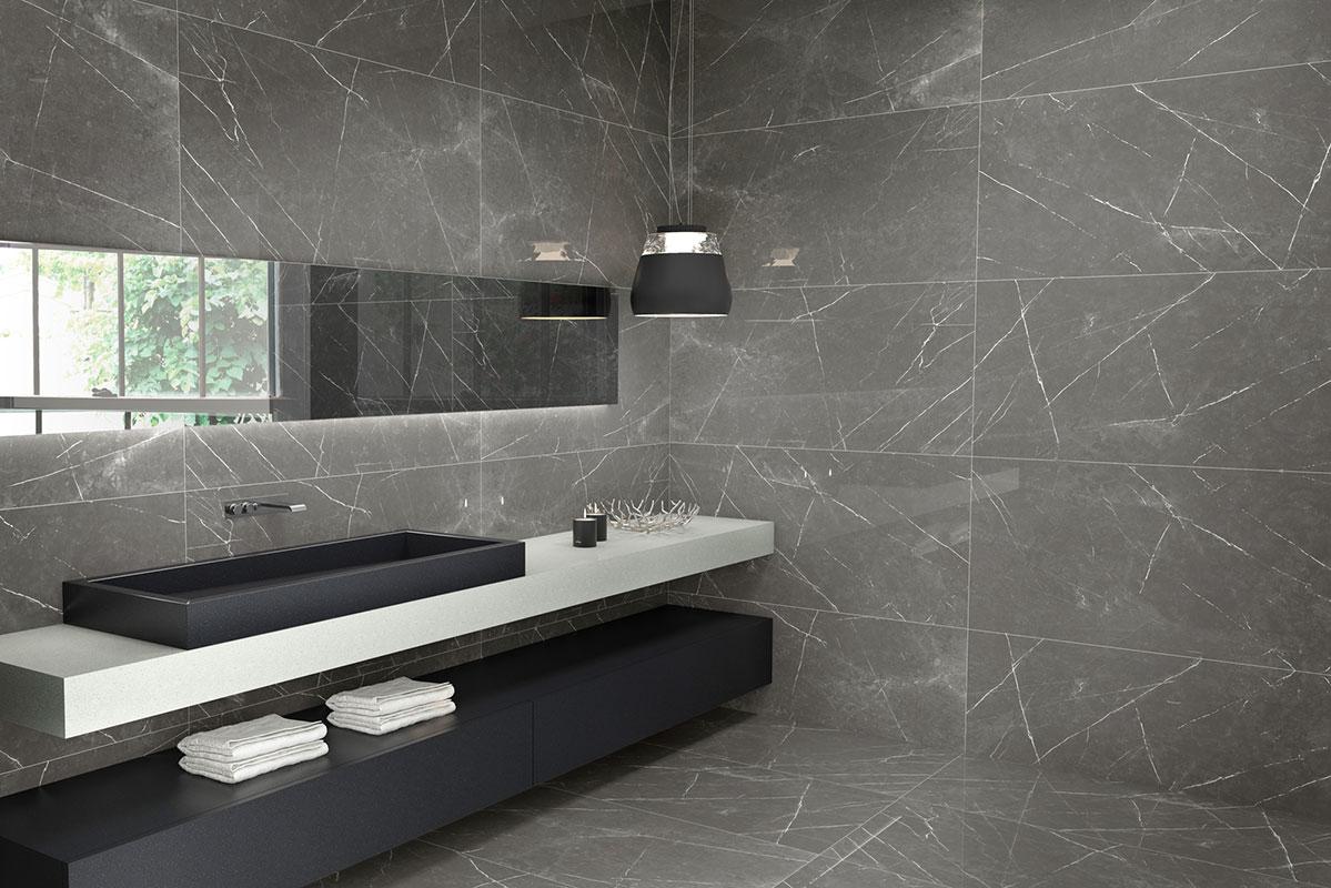 Picture of: Klinker Altamura Grey Mat 30×60 Fliser Klinker Mosaik Vaegfliser