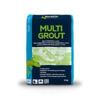 Bostik Multi Grout Grå 5 kg